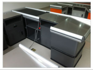 Hight Quality Cash Counter with Motor Transfer pictures & photos