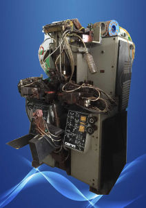 Used Italy Cerim Shoe Pressing Heel Lasting Machine pictures & photos