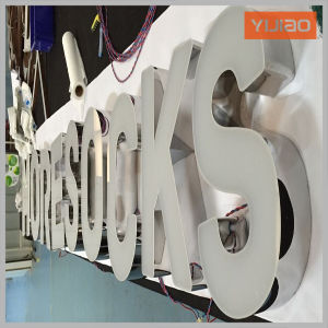 Outstanding Promotion Acrylic Signage Logo pictures & photos