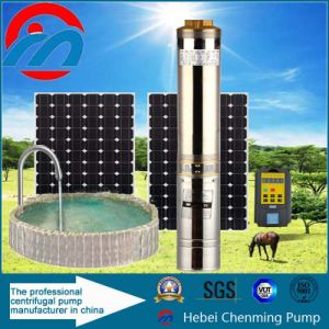 2016 Soular Electric Submersible Pump Irrigation Pumps (no need controller) pictures & photos