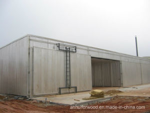 Wood Drying Kiln (heating medium: hot water FW-40)