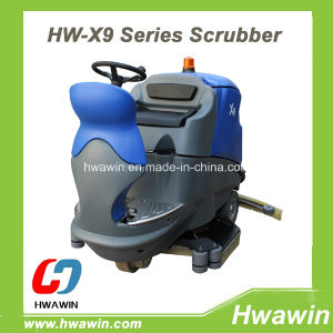 Automatic Floor Cleaning Scrubber Machine pictures & photos