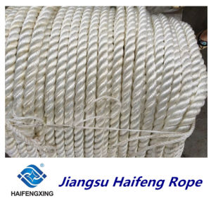 Thick Nylon Monofilament Composite Ropes for Fishing Port Operation pictures & photos