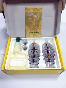 Vacuum Cupping Hijama Machine Chinese Cupping Set 12 Cups pictures & photos