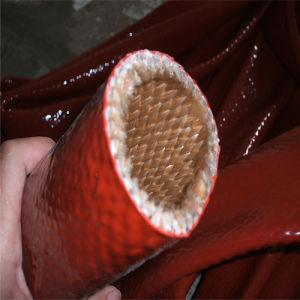 Fire Sleeve with High-Grade Silicone Rubber for Hansaflex pictures & photos
