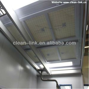 F5/EU5 Polyester Ceiling Filter Material/Spray Booth Roof Filters Media China pictures & photos