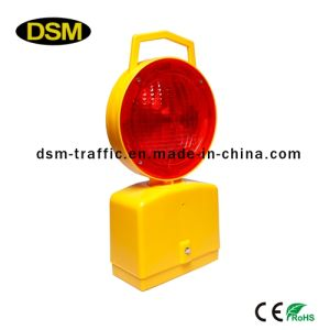 Solar Traffic Warning Lamp (DSM-02) pictures & photos