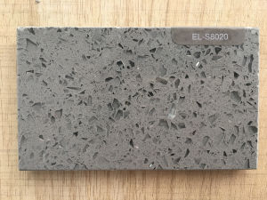 Wholesale Low Price High Quality Artificial Stone, Single Color Crystal Quartz Stone Benchtops pictures & photos