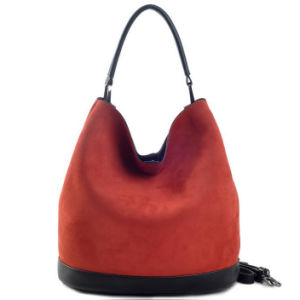 New Satchel Women PU Leather Messenger Bag Shoulder Bag Tote Handbag (ZX10339) pictures & photos