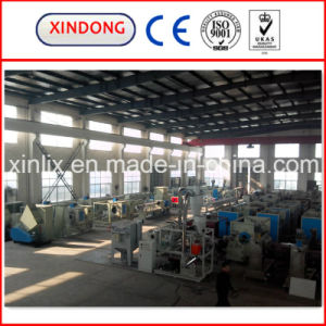 PVC Twin/Four Pipe Production Line pictures & photos