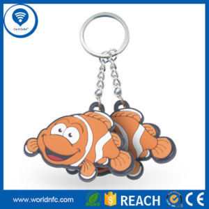 Waterproof and Cute Beautiful Mf S70 Compatible 4k RFID Key Fobs RFID Keychain pictures & photos