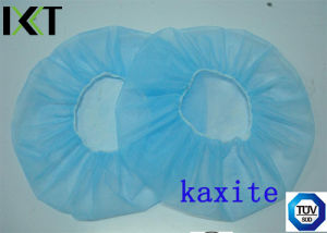 Disposable Bouffant Cap Stock Manufacturer for Hospital or Industry Kxt-Bc12 pictures & photos