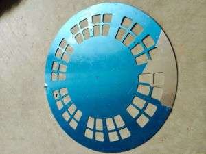 OEM Stainless Steel Metal Part Laser Cutting Service pictures & photos
