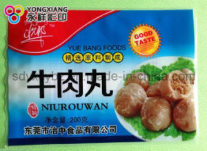 Frozen Meatball Plastic Packaging pictures & photos