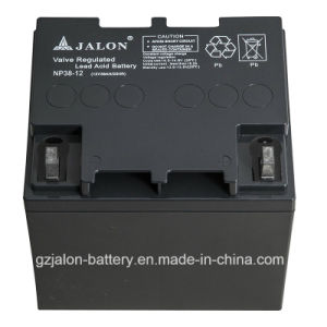 High Qualiy Sealed Lead Acid Solar Battery (12V38ah)