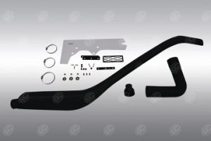 Indurative Plastic Car Snorkel for Nissan Navara D21/Terrano 1 pictures & photos