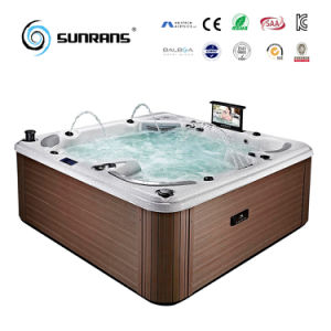 Europe Comfortable Acrylic Balboa Hydro Wholesale Massage Jacuzzi Hot Tub pictures & photos