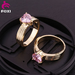 Wholesale Engagement Rings Gold Finger Ring Design pictures & photos