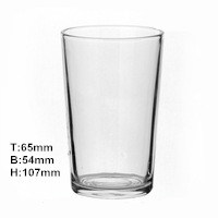 Beer Cup Glass Cup Tea Cup Glassware Kb-Hn09669 pictures & photos