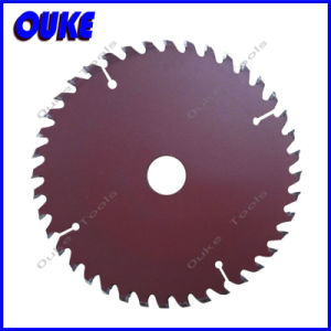 Industry Quality Carbide Tip Tct Wood Cutting Saw Blade pictures & photos