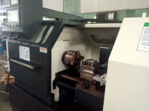 CNC Lathe with Flat Hardened Rail pictures & photos