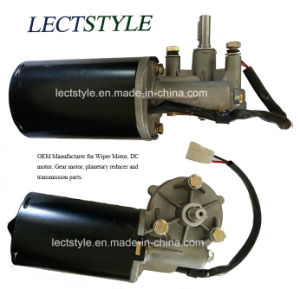 DC 12V/24V 80W 100W Electric Windshield Wiper Motor for FIAT, Gmc, Honda, Hyundai Car with Doga Motor 258.3710.20.00 pictures & photos