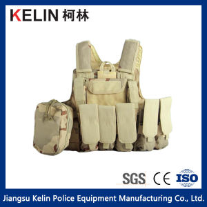 Tactical Vest with Molle System for Army (VT-0059) pictures & photos