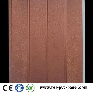 25cm Wood Grain PVC Wall Panel (BSL-2013)