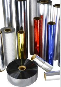 Twistable Metallized Pet Film