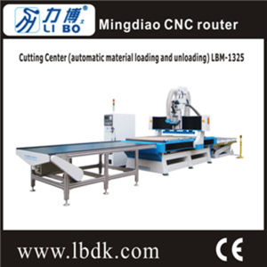 2016 Newly CNC Milling Machine Lbm-1325