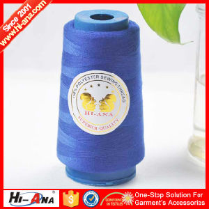 One to One Order Following Dyed Thread Manufacturing pictures & photos