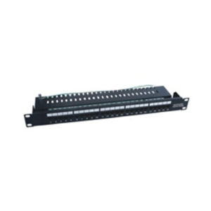 25 Ports Cat 3 Telephone Patch Panel pictures & photos