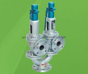 A37h Twin Port Spring Loaded Full Lift Safety Valve pictures & photos