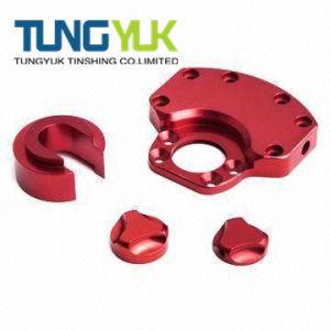2017 CNC Precision Machining Aluminum Parts for Auto Parts pictures & photos