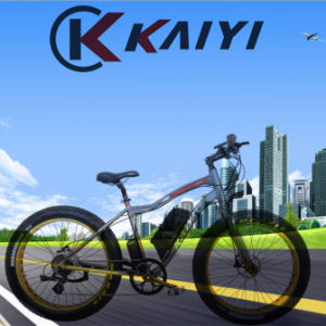 45km/H Fat Tire Mountain Electric Bike for Sporting