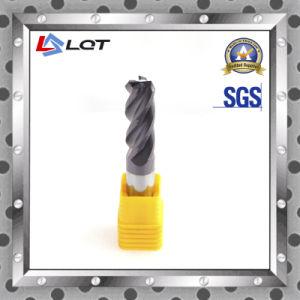 Liqite HRC65 Carbide Corner Radius Endmills pictures & photos