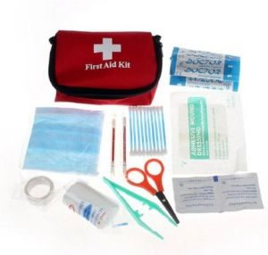 Newest Travel Medical Emergency Survival First Aid Kit (DFFK-014) pictures & photos