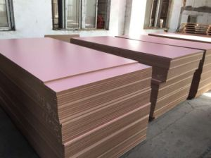 ISO9001: 2008 100% Poplar 1220*2440mm Melamine MDF pictures & photos