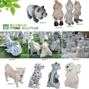 Natural Stone Granite Animal Sculpture for Sale pictures & photos