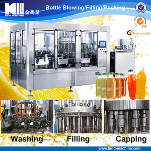 Pet Bottle Fruit Juice Hot Filling Machine pictures & photos
