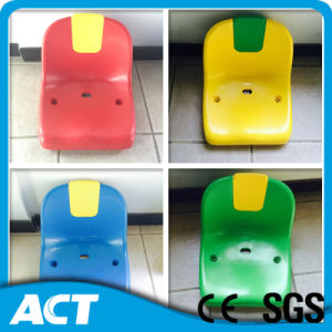 Popular Polypropylene Solid Plastic Shell Seat / Bucket Seat for Arena, Gym and Stadium pictures & photos