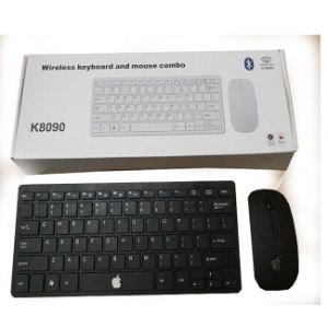 "PC Keyboard/Bluetooth Keyboard&Mouse Combo for Apple 12"" 13 13.3 pictures & photos"