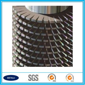 High Frequency Welded Spiral Serrated Fin Tube pictures & photos
