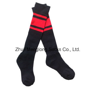 Kid Football Sport Socks Half Cushion in The Foot