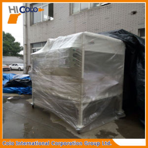 Small Powder Spray Booth for Customer From America pictures & photos
