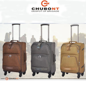 Chubont Buit-in Trolley Syestem Leisure Design Travel Luggage Set Lb-101340 pictures & photos