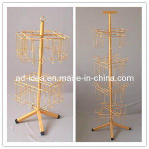 Metal Display Stand/Pop Display Stand/Point of Sale Display Rack (RACK-10) pictures & photos
