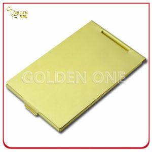 Superior Quality Square Aluminum Folding Compact Mirror pictures & photos