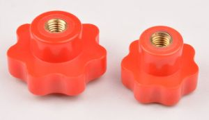 Rubber Bakelite Plastic Ripple Handwheel for Machine Tool Accessories pictures & photos