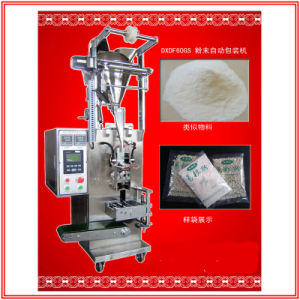 Automatic Measuring and Packing Machine for Powder pictures & photos